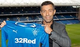 Escócia: Glasgow Rangers confirma Pedro Caixinha