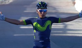 Tirreno-Adriático: Quintana é o novo líder da prova