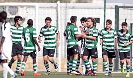 Sporting vence em Portimão por 3-0