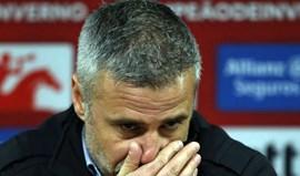 Filipe Gouveia retrata-se pelo incidente ocorrido após o jogo com o Famalicão