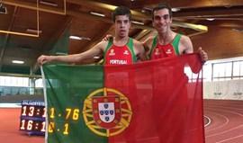 Europeus pista coberta INAS: Portugal conquista sete medalhas no segundo dia