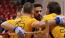 Liga Europeia: Oliveirense dá passo de gigante rumo à final four
