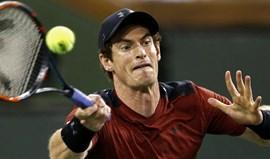 Indian Wells: Andy Murray eliminado na 2.ª ronda