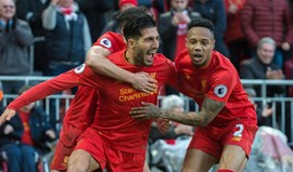 Liverpool sofre mas vence Burnley