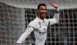 Ronaldo iguala registo histórico de Di Stéfano