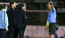 Jorge Simão explicou-se a Vasco Santos