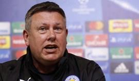 Craig Shakespeare diz que não há rancor com Claudio Ranieri