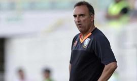 Carlos Carvalhal escapa com multa