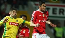 Lotação recorde no P. Ferreira-Benfica