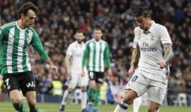 Betis apresenta queixa por causa da arbitragem de Madrid