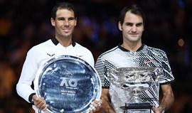 Nadal e Federer vão reeditar final do Open da Austrália