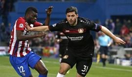 Nulo em Madrid vale passagem do Atlético aos 'quartos'