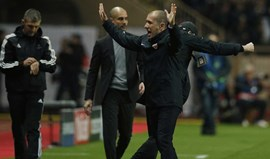 Cotação de Leonardo Jardim sobe com eliminação do Manchester City