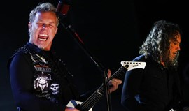 Metallica regressam a Portugal