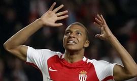 Mbappé chamado pela primeira vez à seleção francesa