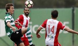 Geraldes falha jogo com Nacional