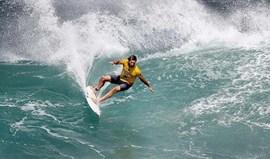 Frederico Morais vai defrontar Kelly Slater na terceira ronda na Gold Coast