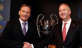 CEO do B. Dortmund e o Monaco: «Não nos podemos queixar do sorteio»