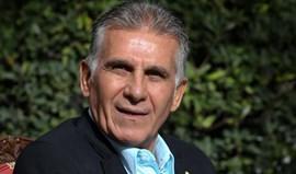 Carlos Queiroz confirma continuidade na seleção iraniana