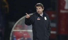 Manuel Machado: «Temos de quebrar a série de resultados negativos»