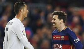 Clássico no Bernabéu logo a seguir à 2.ª mão da Champions