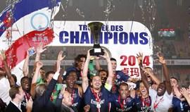 Supertaça francesa vai disputar em Marrocos