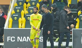 Sérgio Oliveira de volta às opções no Nantes
