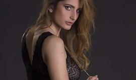 Modelo Joana Garcês é fã de CR7