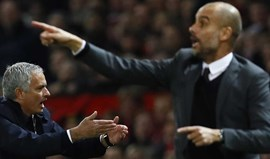 Será que Touré está a usar Mourinho para pressionar Guardiola a renovar o seu contrato?