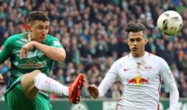 RB Leipzig em quebra volta a perder