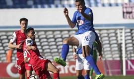 Belenenses-Sp. Braga, 1-2
