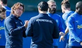 Grécia: Sá Pinto não evita derrota no dérbi com o AEK
