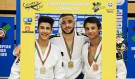 Portugal conquista três medalhas na Taça da Europa de juniores