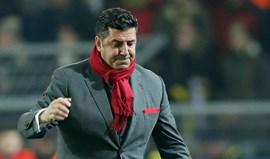 Rui Vitória revela o que faltou ao Benfica em Paços de Ferreira