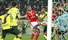 A crónica do P. Ferreira-Benfica, 0-0: Sem arte para o golo