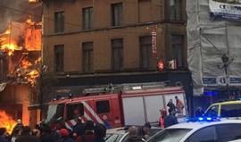 Explosão em apartamento em Bruxelas foi acidental
