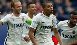 Monaco tranquilo na liderança com vitória em Caen