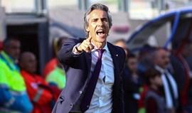 Fiorentina vence Crotone e segue na luta pelo acesso à Liga Europa