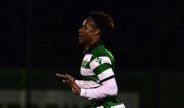 Leixões-Sporting B, 1-2: Livre direto de Jovane dá quinta vitória seguida aos leões