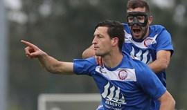 Gafanha-Merelinense, 0-1: Mino vale ouro com grande golo