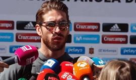 Sergio Ramos: «Eu e o Piqué gostamos de nos provocar»