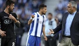 José Couceiro reage às críticas do FC Porto: «Fizemos o que tínhamos de fazer»