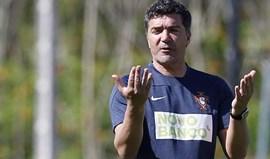 Hélio Sousa assume grande responsabilidade para Europeu Sub-19
