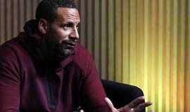 A dor de Rio Ferdinand não acaba: como tem sido difícil reagir à morte da mulher
