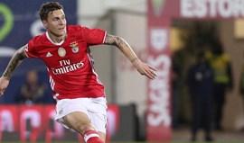 Lindelöf: «Só estou focado no Benfica»