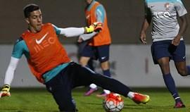 Joel Pereira substitui Bruno Varela
