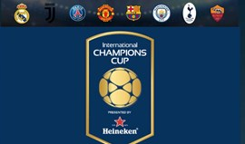 International Champions Cup 2017 com cartaz de luxo