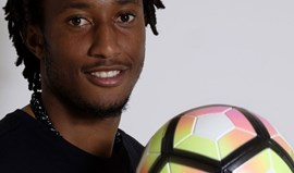 Gelson: «Quero ganhar o título no Sporting»
