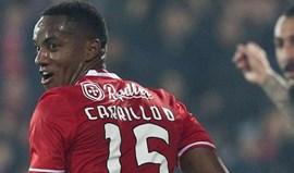 Carrillo aponta à titularidade na seleção