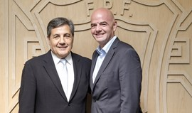 Football Talks pára Portugal